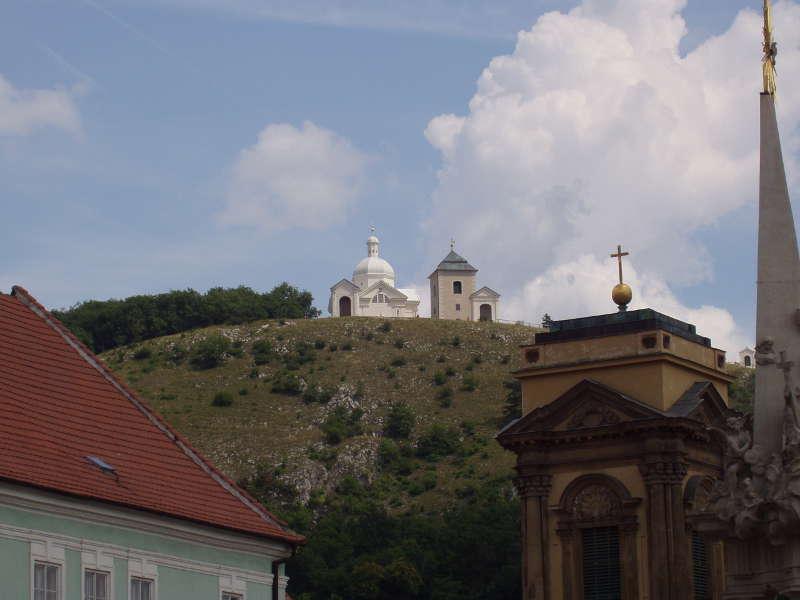 Mikulov - Svatý kopeček