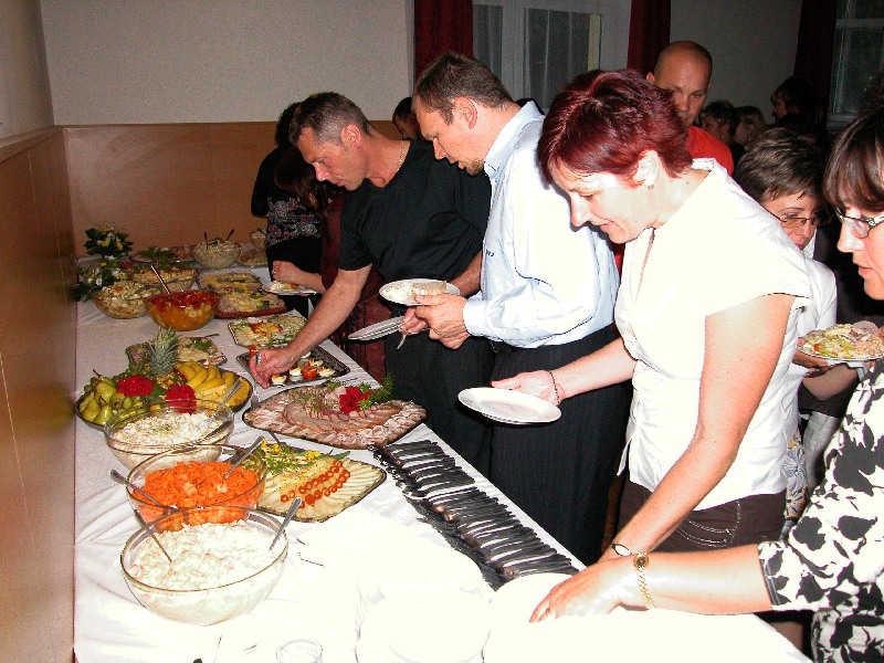 Školení a konference s pobytem ve vinném sklípku - občerstvení a rauty