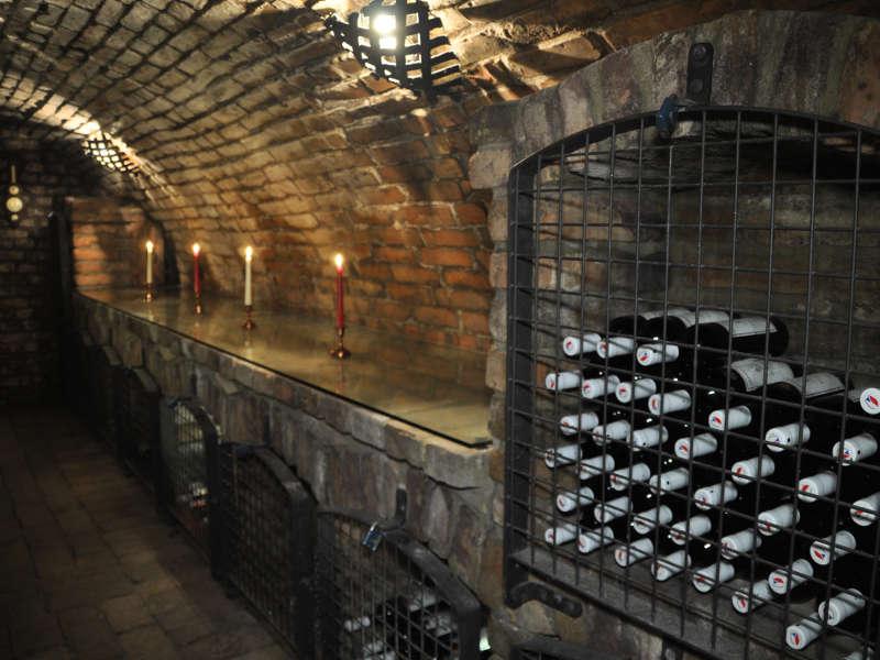 Vinný sklep s ubytováním U krále Jošta