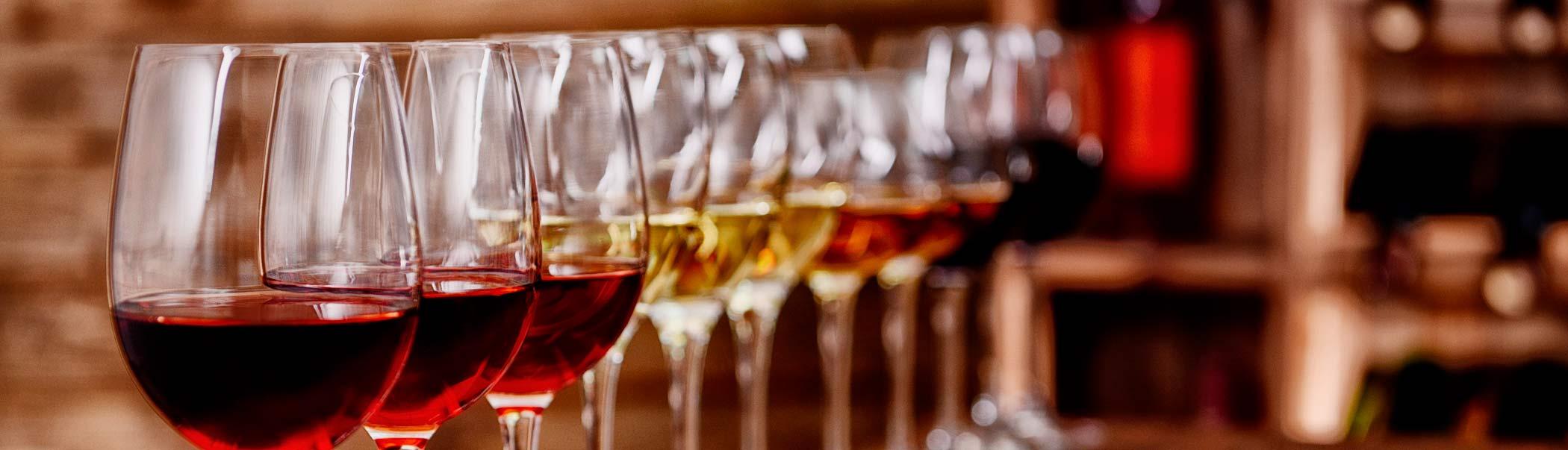 Královská sklepení - Velký košt vína